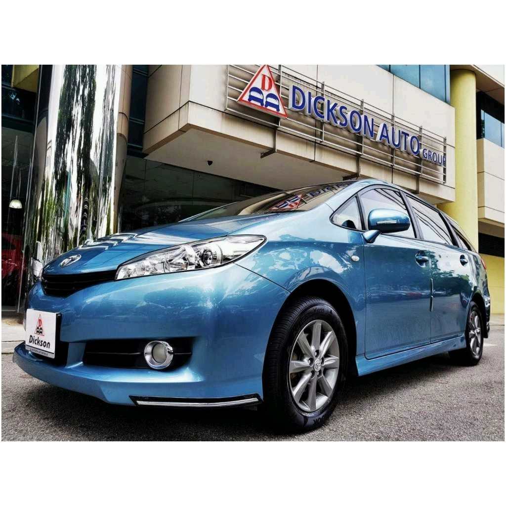 Toyota Wish Auto Cars Cars For Sale On Carousell - Auto