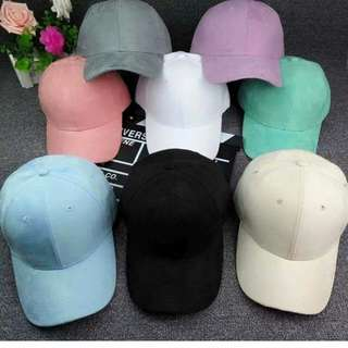 plain cap for men and women 💕