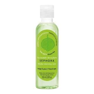 Sephora Micellar Cleansing Water | Green Tea