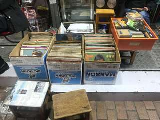 Love to collect old cds / vinyls - Chinese or Canto 80s