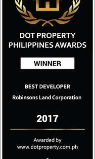 Robinsons Land Condominiums