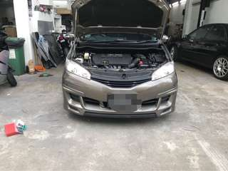 C&E high spec Hid conversion system for Toyota Wish