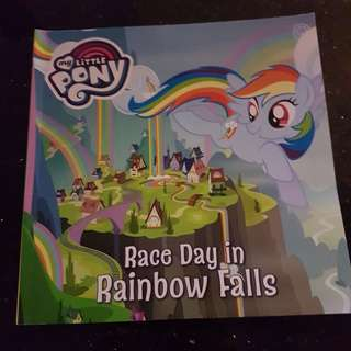 My Little Pony Race Day in Rainbow Falls