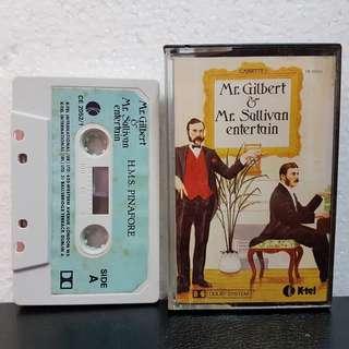 Cassette》Mr Gilbert & Mr Sullivan - Entertain 1