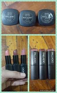 Palladio Matte Lipstick Bundle