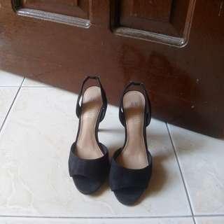 H&M Heels (blck)