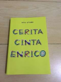 Cerita Cinta Enrico - Ayu Utami