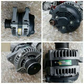 Alternator toyota acr50