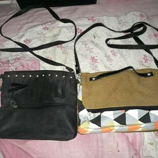 Slingbag 2pc 12rb