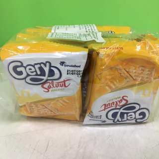 (新口味現貨)印尼Gery Saluut厚醬起司蘇打餅乾(一袋20包*2片共40片)