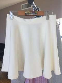 Urban planet White skater skirt