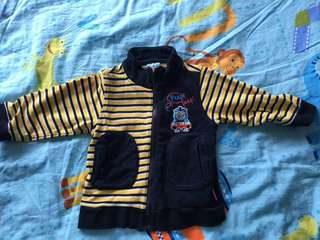 Thomas外套