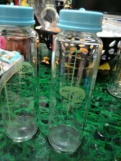 nac  nac 240cc 標準輕量玻璃奶瓶