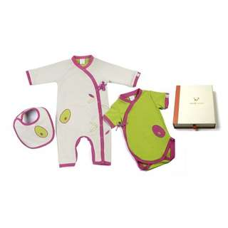 BN Pandi Panda 6-12 months baby set - more than 60% discount