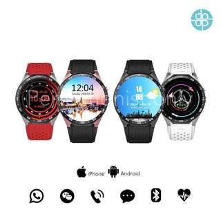 ❗️限時減價 買2隻減$50❗️史上最強勁手錶 king wear kw88 智能手錶 android watch