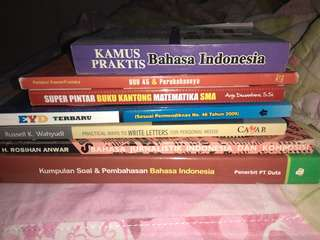 Buku pelajaran all categori