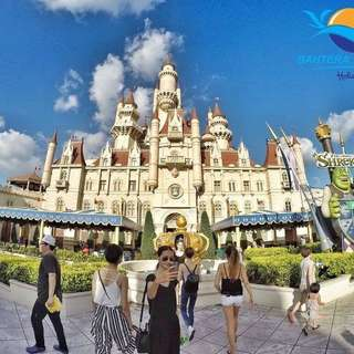 2D1N Package For Universal Studio Singapore
