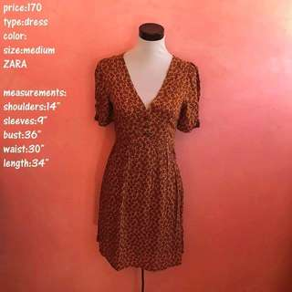 Zara Doll Dress