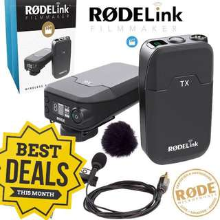 Rode Rodelink Filmmakers Kit