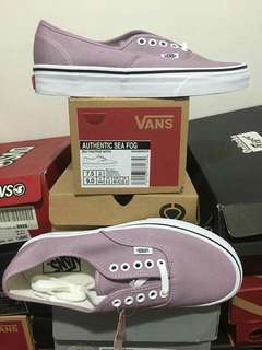 VANS Authentic Sea Fog