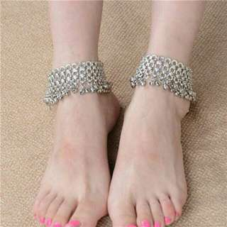 Anklet With Bell Charms/1 Pc