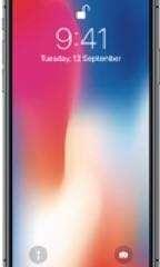 全新 iPhone X 256GB 銀色/太空灰