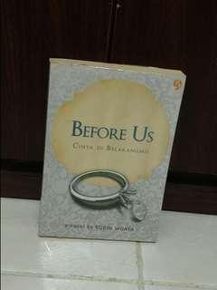 Before Us Novel #commweek2018