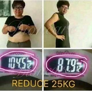 Successful weight loss cream