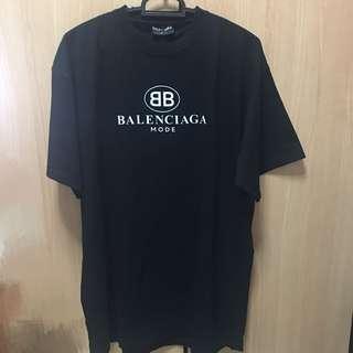 Balenciaga BB mode tee
