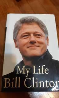My Life Bill Clinton 1000 pages