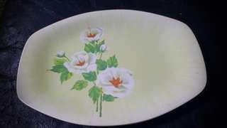 Mellamine Oval Plate