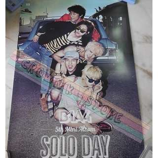 [LAST 1][CRAZY DEAL 90% OFF FROM ORIGINAL PRICE][READY STOCK]B1A4 KOREA OFFICIAL POSTER!NEW! OFFICIAL ORIGINAL FROM KOREA  (PRICE NOT INCLUDE POSTAGE) SHIP USING TUBE