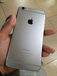 Iphone 6plus 128gb Factory unlock For sale only