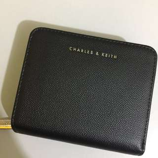 Charles And Keith Small Wallet