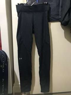 Under Armour Cold Gear Tights Size 12 (M)