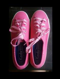 Repriceddddd!! Double up pink keds