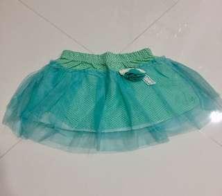 Green tutu skirt