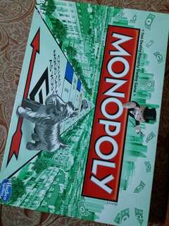 Original MONOPOLY Board Game