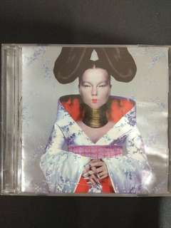 CD Bjork - Homogenic