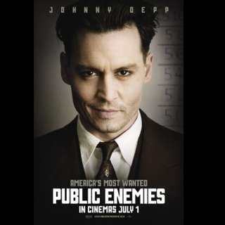 [Rent-A-Movie] PUBLIC ENEMIES (2009)