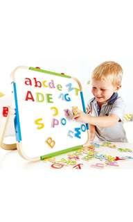 BN Hape ABC Magnetic Fridge Letters Alphabet Learning Toy