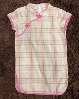 Poney kids Cheongsam