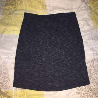 H&M Divided simple skirt bodycon