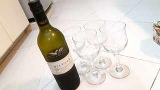 Exquisite Wine glass set