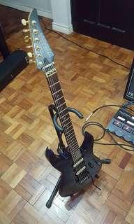 Electric Guitar Yamaha RGX 821D