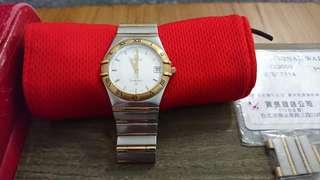 Omega星座錶中性款
