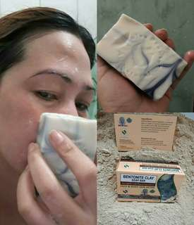Bentonite All in One Soap by Coles