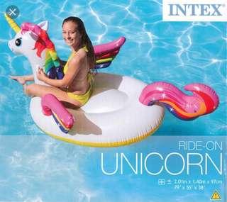 Uniforn Ride On Float