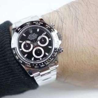 Rolex Daytona Cosmograph Black Dial (1:1)