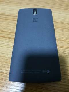 OnePlus One (Sandstone Black)